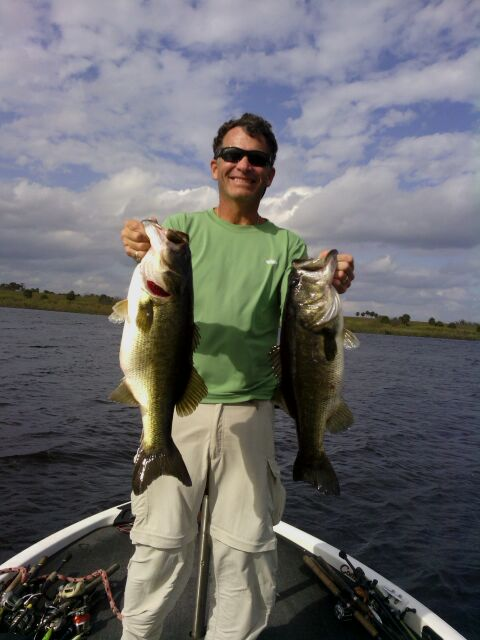 Lake okeechobee fishing report lake okeechobee bass for Lake okeechobee fishing guides