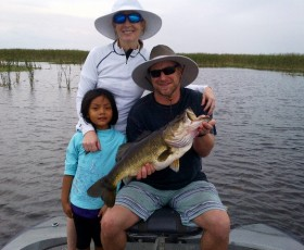Lake Okeechobee Family Affair