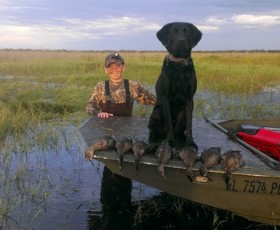 Duck Hunts on Lake Okeechobee