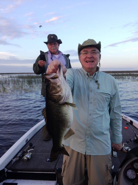 Lake Okeechobee Fishing Guides Of Lake Okeechobee Bass Report Lake Okeechobee Bass Fishing