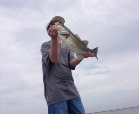 Marlon Bass Fishing