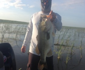 Lake Okeechobee Fishing Report