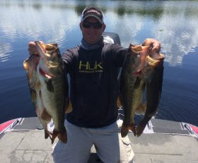 Veale Wins Fire Fighter Bass Tournament