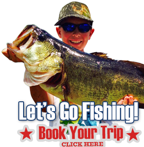 Book a Lake Okeechobee Bass Fishing Trip